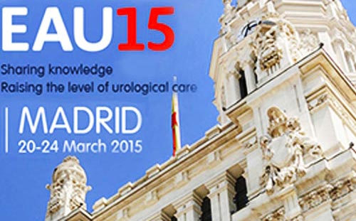 European Association of Urology - Madrid - 2015